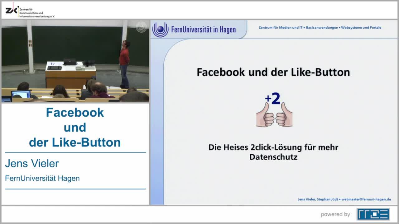 Facebook und der Like-Button preview image