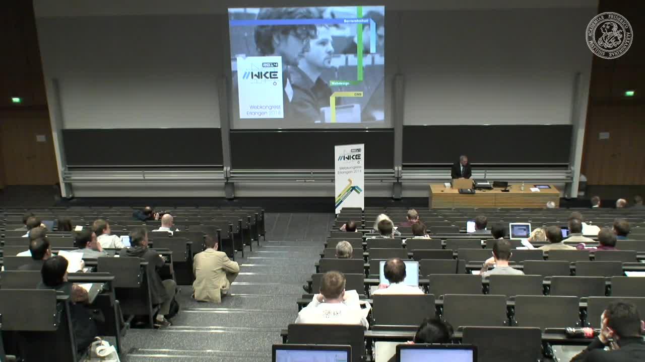 Grußwort zum Webkongress Erlangen 2014 preview image