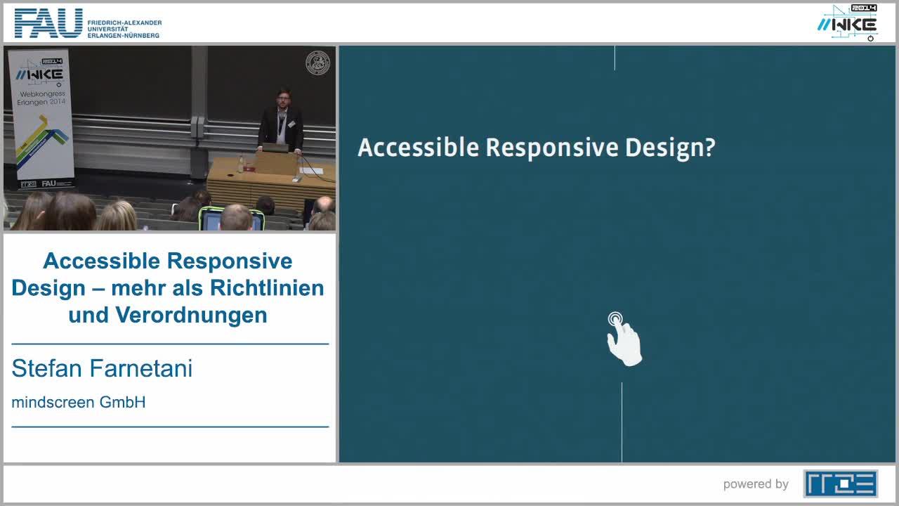 Accessible Responsive Design – Mehr als Richtlinien und Verordnungen preview image