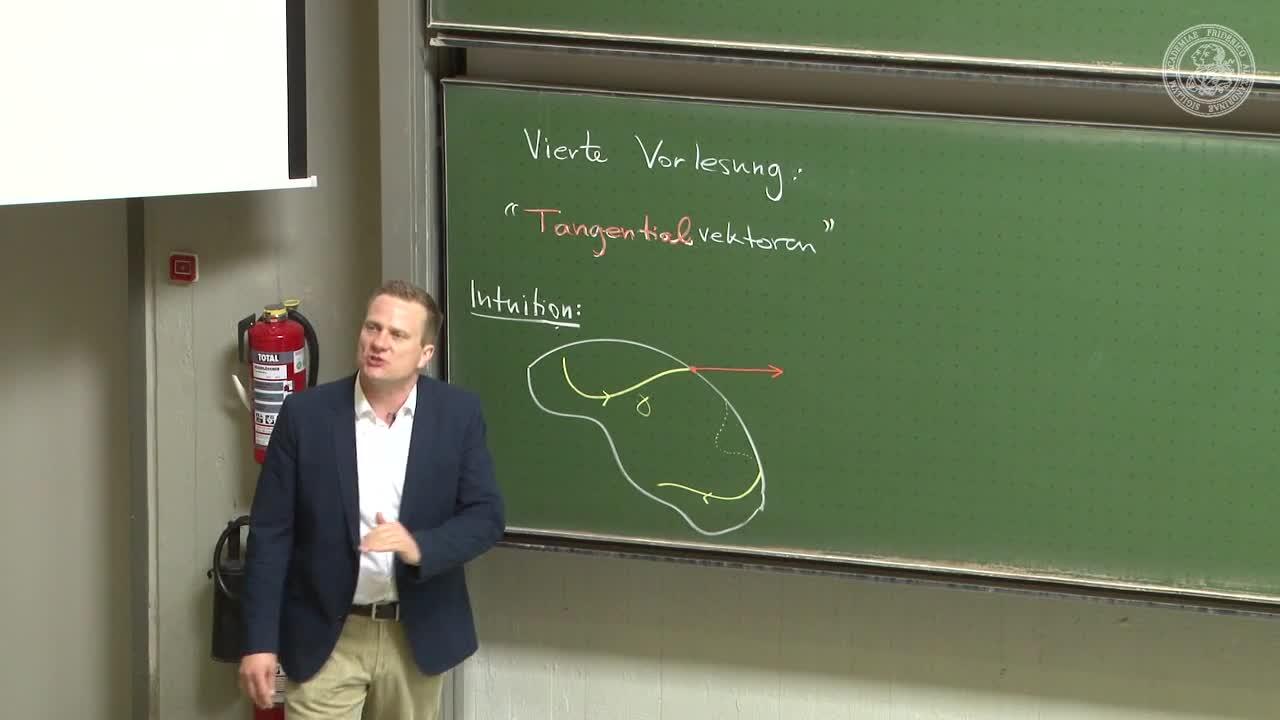 Theoretische Mechanik: Tangentialräume preview image