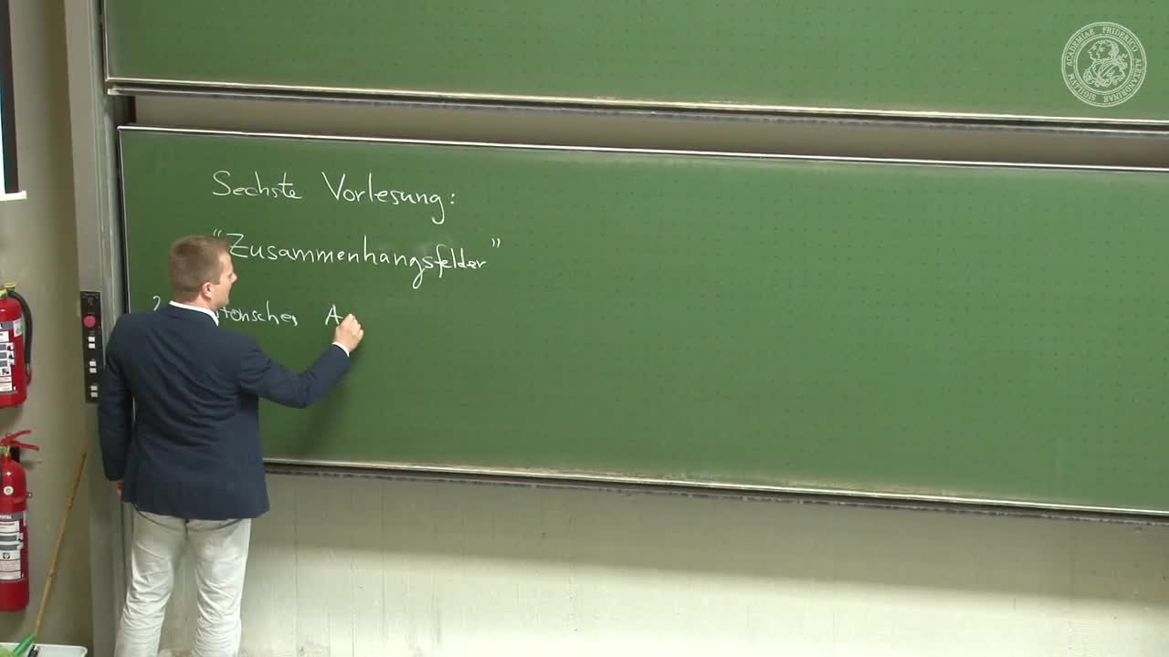 Theoretische Mechanik: Zusammenhangsfelder preview image
