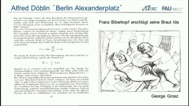 Bild zum Video Physik und Poesie