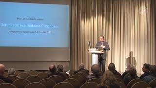 Internationales Kolleg: Schicksal, Freiheit und Prognose preview image