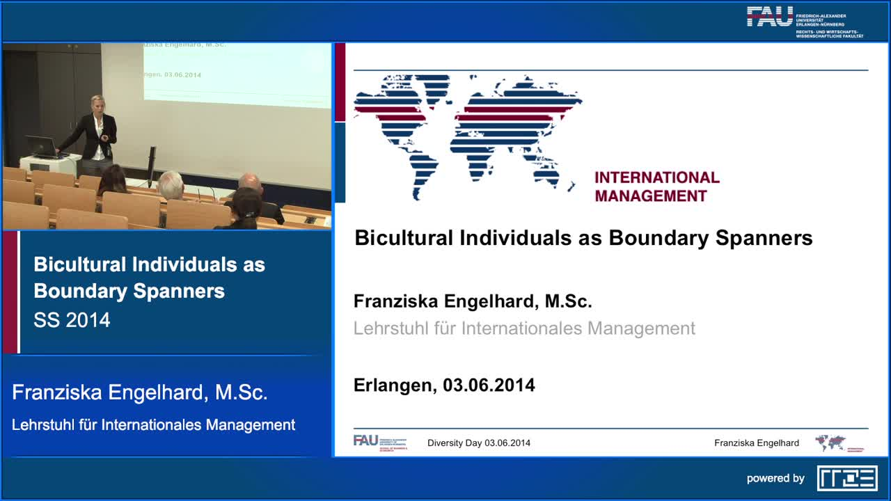 Bicultural Individuals as Boundary Spanners preview image