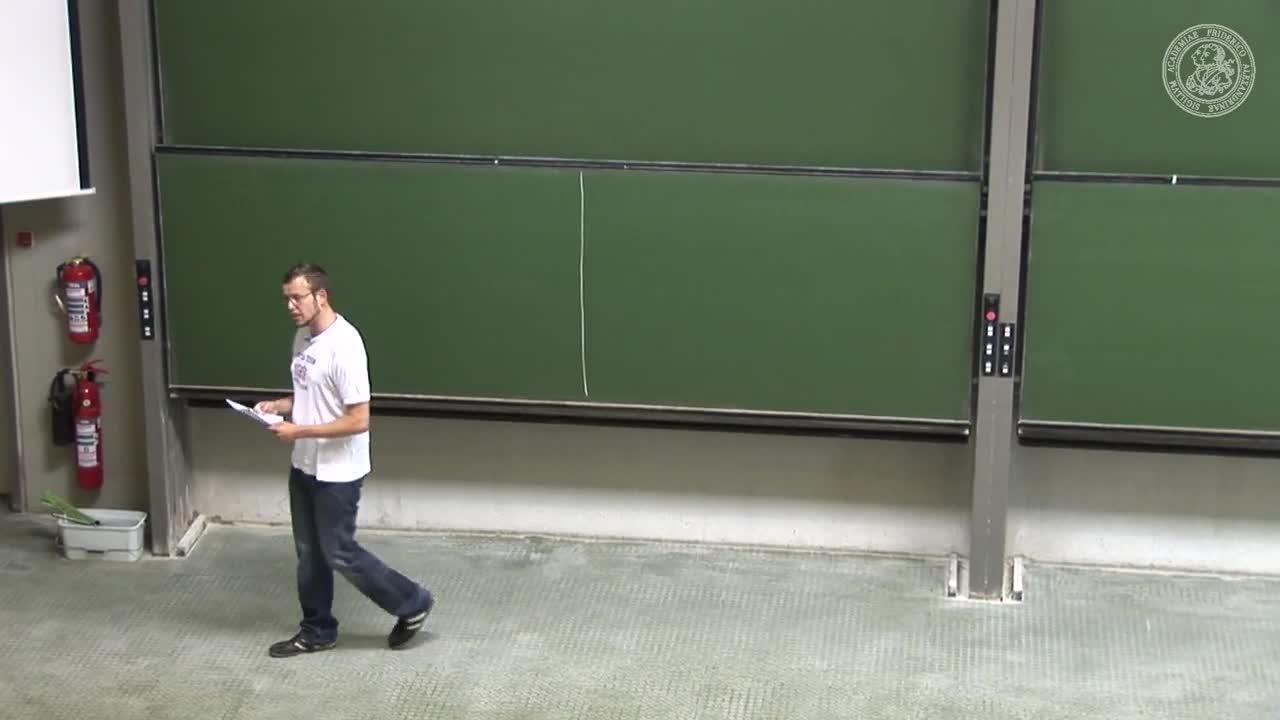 Theoretische Mechanik: Mehrere Teilchen preview image