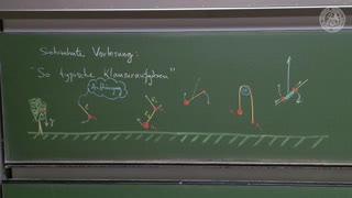 Theoretische Mechanik: Praktische Berechnung prototypischer Systeme preview image