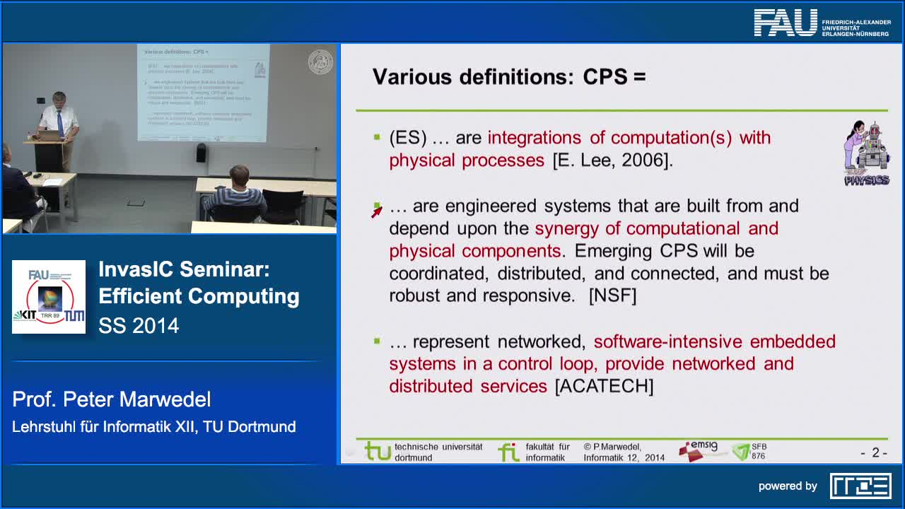 Efficient Computing in Cyber-Physical Systems preview image