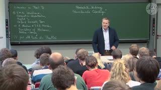 Theoretische Mechanik: Hamiltonsche Gleichungen preview image