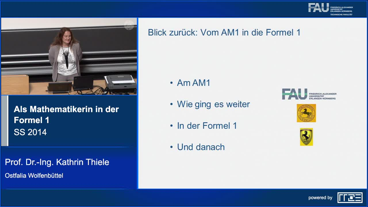 Als Mathematikerin in der Formel 1 preview image