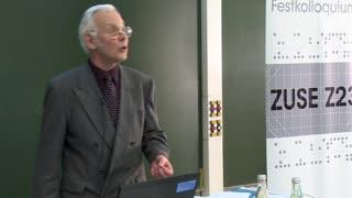 Die ZUSE Z23 am Mathematischen Institut (MI) preview image