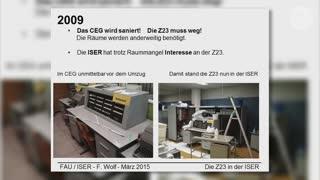 Die ZUSE Z23 in der Informatik-Sammlung Erlangen (ISER) preview image