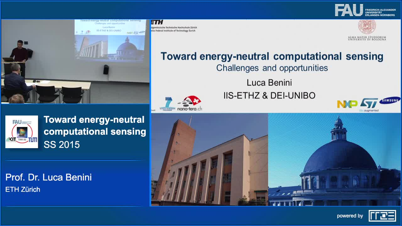 Toward energy-neutral computational sensing - Challenges and opportunities preview image