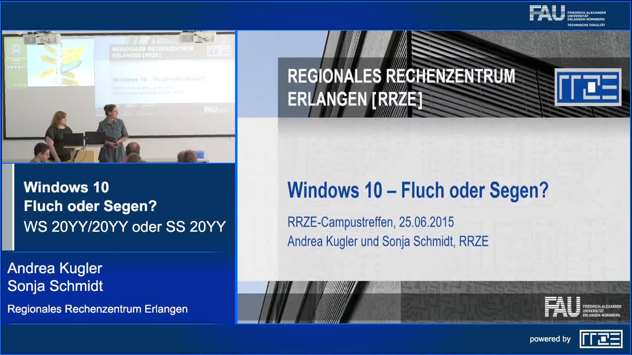 Windows 10 - Fluch oder Segen? preview image