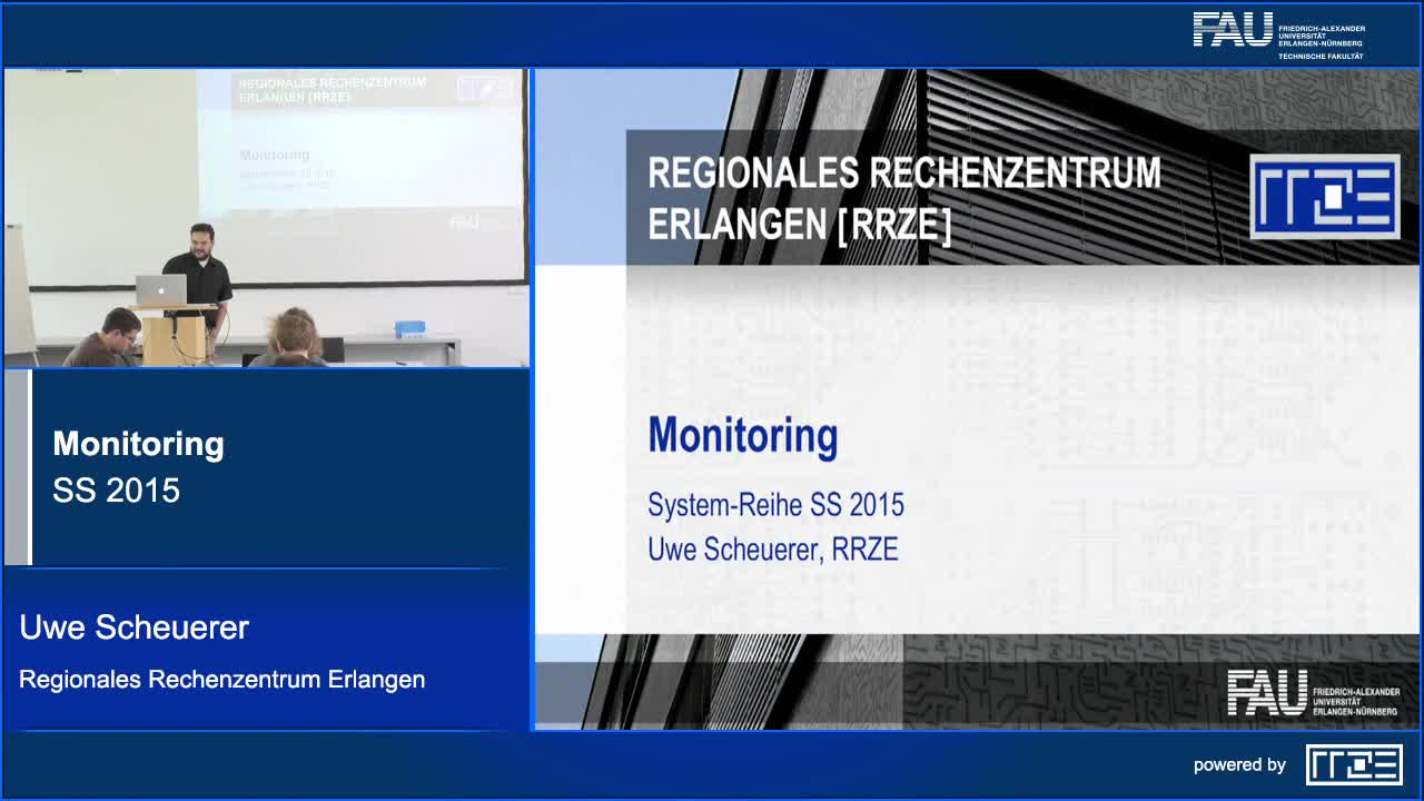 Monitoring preview image