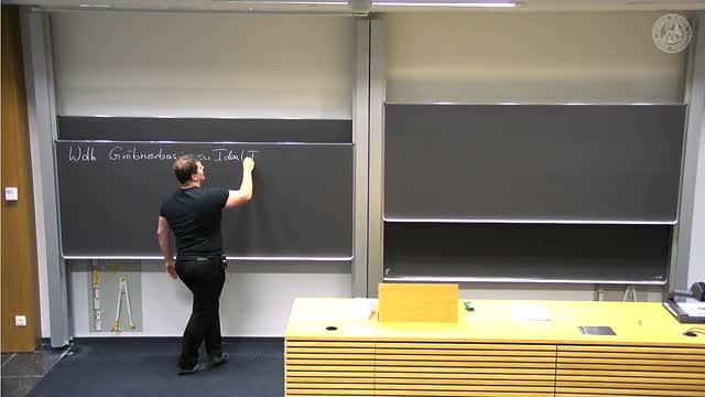 Algebraische und geometrische Ideen in der Theorie der diskreten Optimierung preview image
