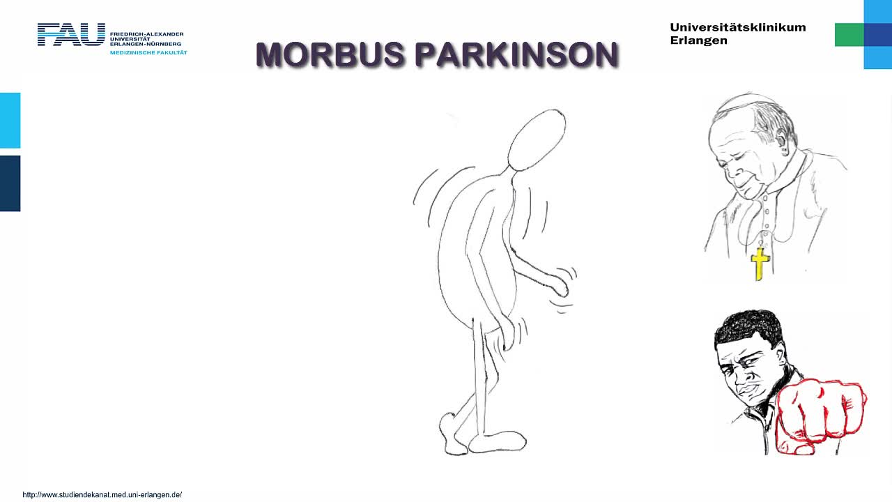 Medcast - Neuropathologie - Entstehung von Morbus Parkinson preview image