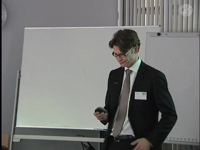 Erfahrungen mit Organisationsmodellen an Hochschulen, Universität Hamburg preview image