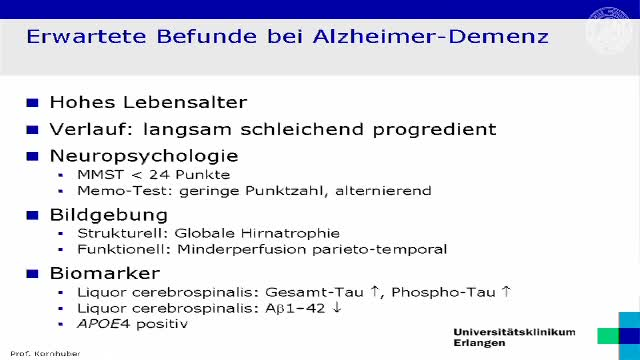 Hauptvorlesung Psychiatrie preview image