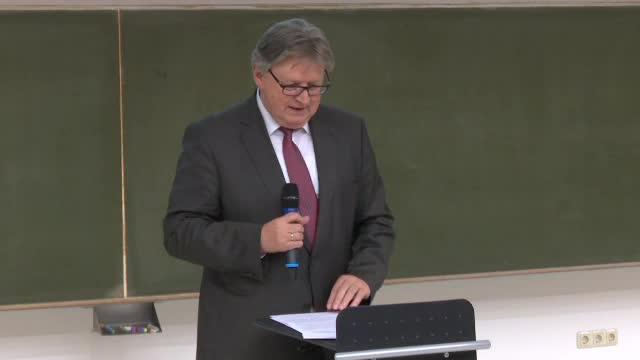 Grußworte - Der Kliniker Carl Cannstatt preview image