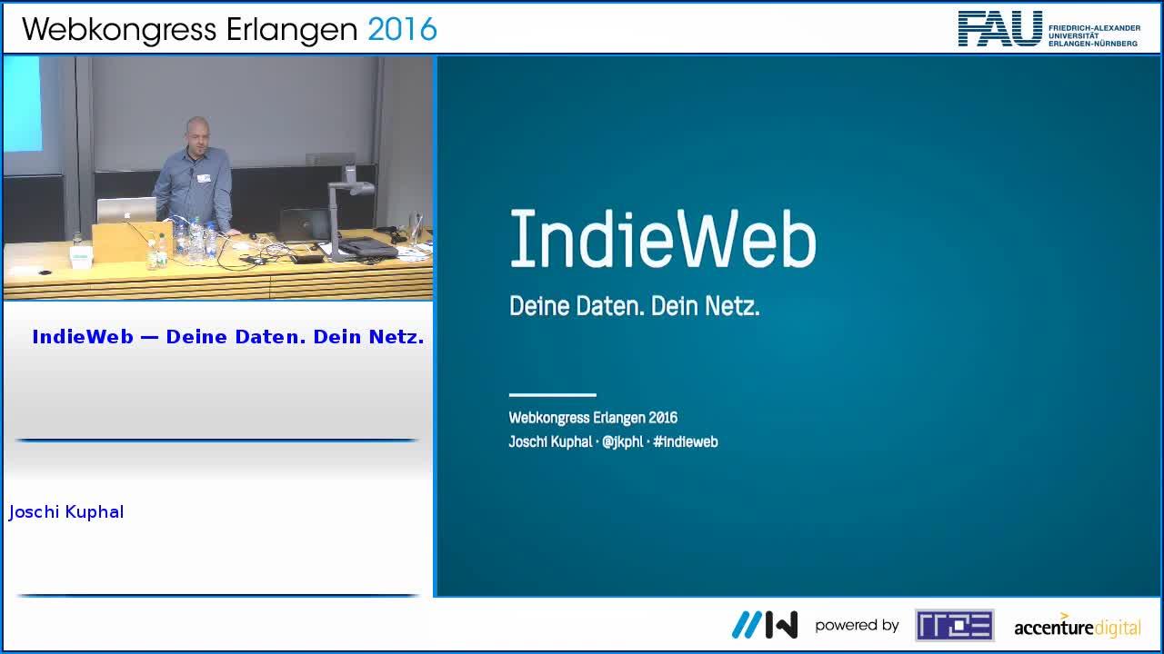 IndieWeb — Deine Daten. Dein Netz. preview image