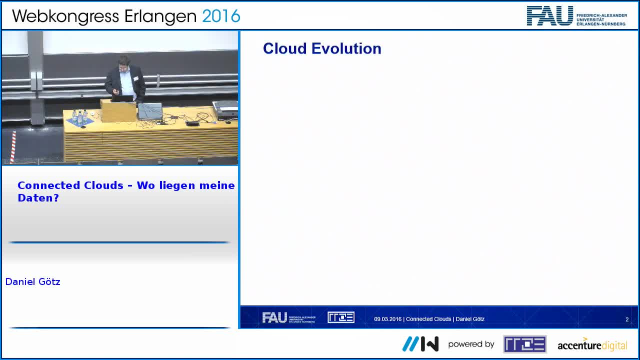 Connected Clouds – Wo liegen meine Daten? preview image