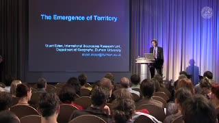Erlanger Vortrag zur Kulturgeographie 2010 - The Emergence of Territory preview image