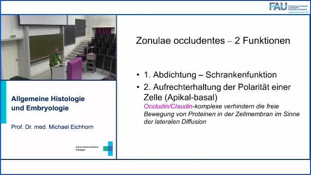Allgemeine Histologie und Embryologie preview image