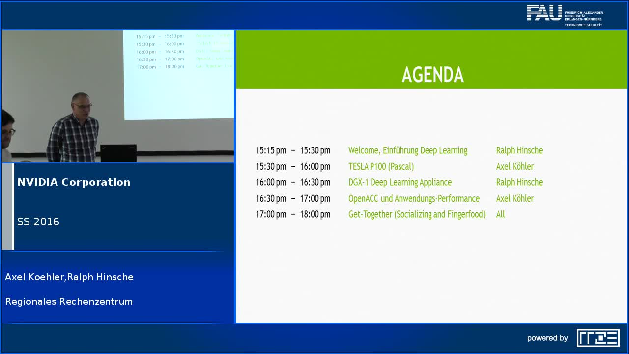 NVIDIA Corporation – Grafikprozessoren und Chipsätze für PCs und Spielkonsolen preview image