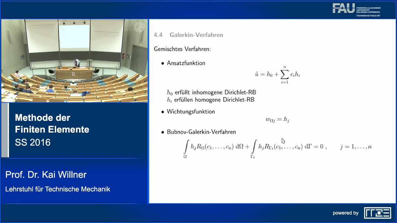 Methode der Finiten Elemente (FE (V)) preview image