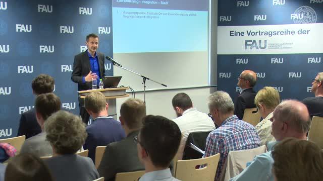 Zuwanderung – Integration – Stadt: Potenziale und Probleme raum- und communityorientierter Integrationspolitiken preview image