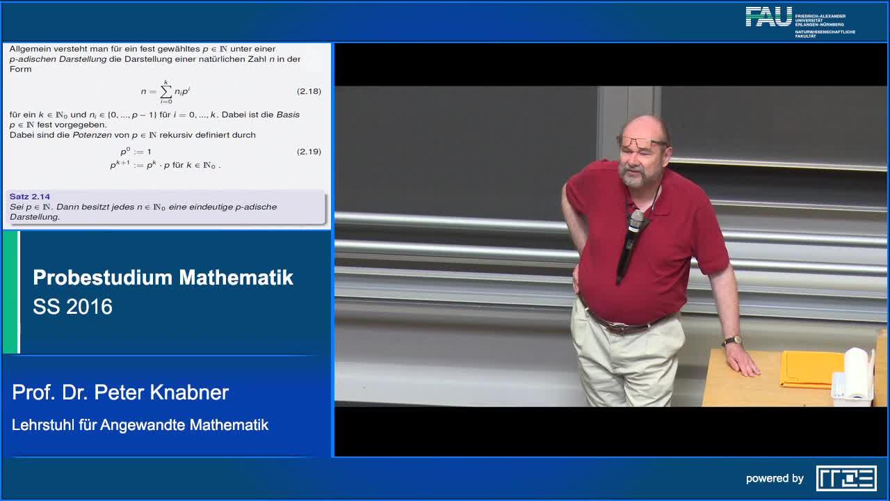 Probestudium Mathematik preview image