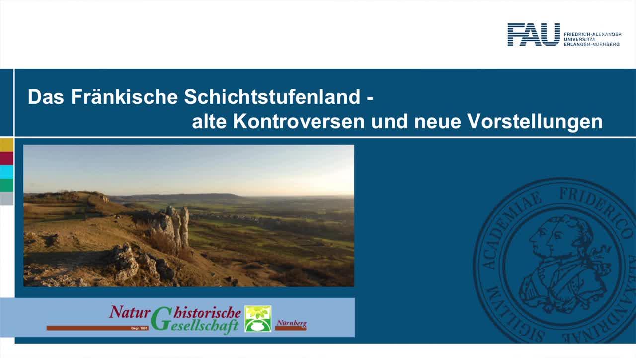 Bild zum Video Fränkische Schichtstufenland
