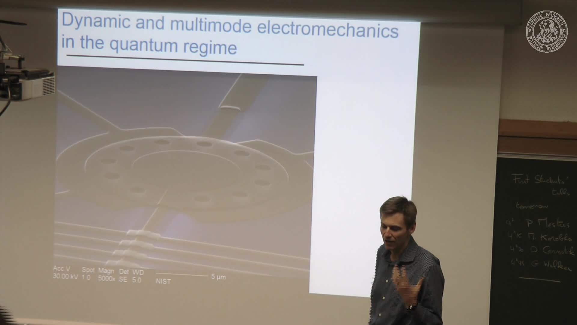 Dynamic and multimode electromechanics - 1 preview image
