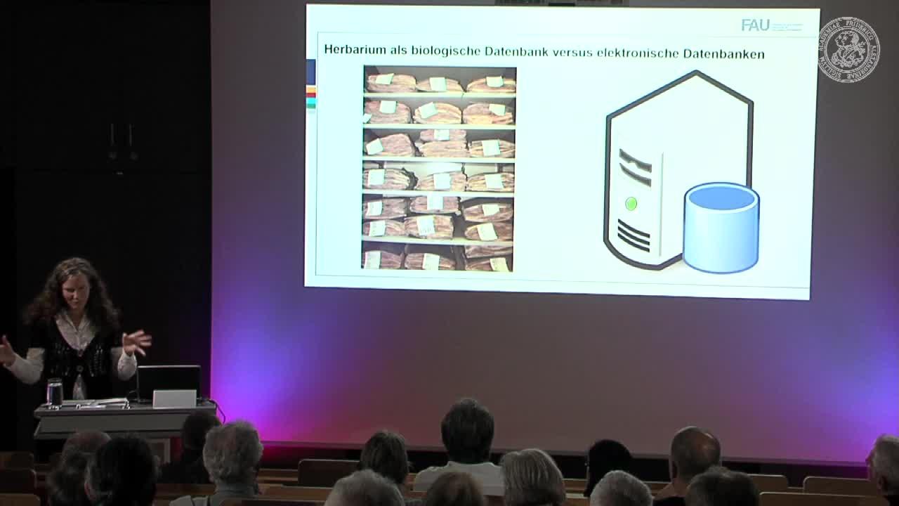 Bild zum Video Biologische Datenbanken