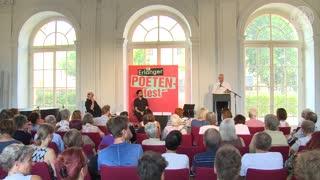 """""""Eine Uni – ein Buch"""" beim Erlanger Poetenfest preview image"""