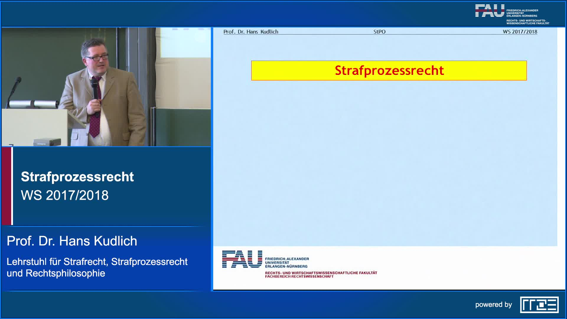 Strafprozessrecht preview image