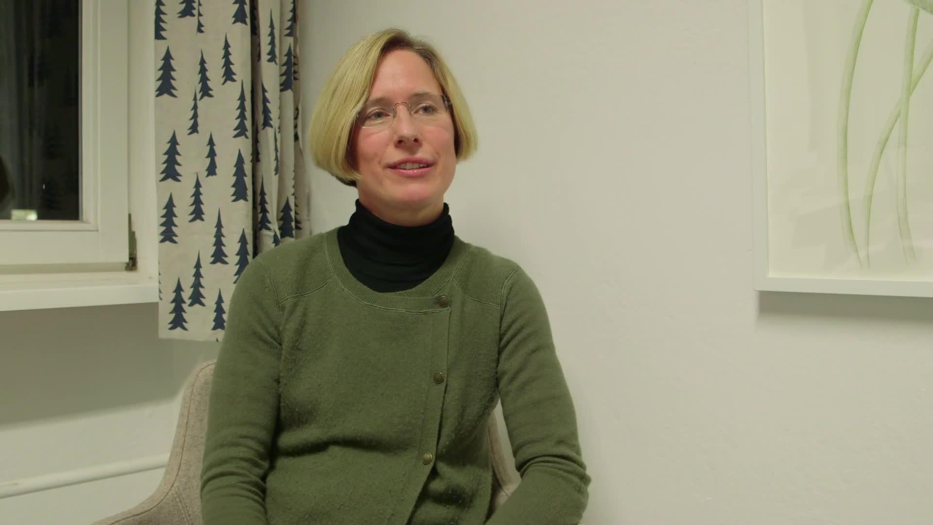 Prof. Dr. Hanna Eglinger - Skandinavische Gegenwartsliteratur preview image