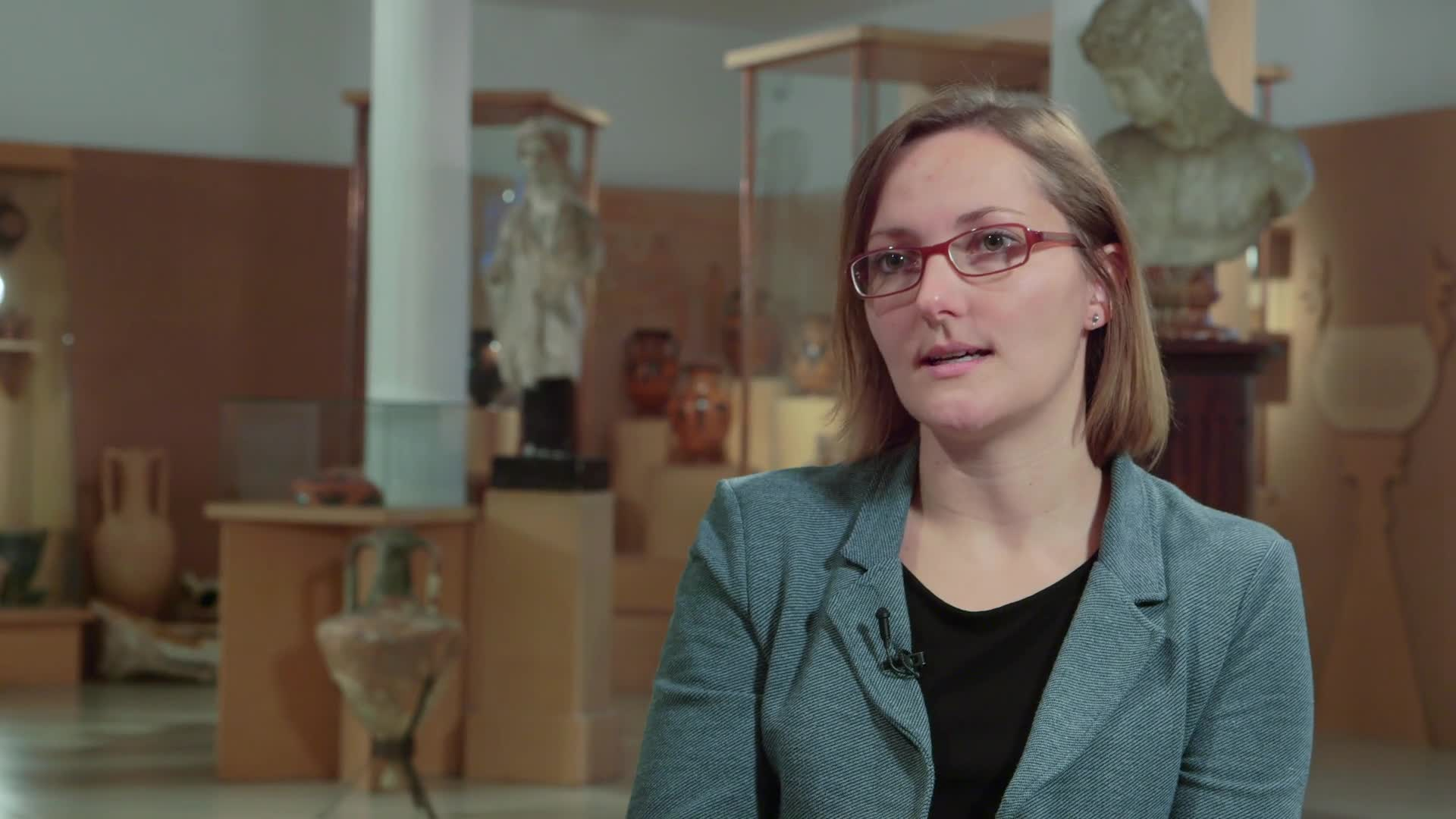 Prof. Corinna Reinhardt, M.A. - Der Mythos auf der Vase preview image