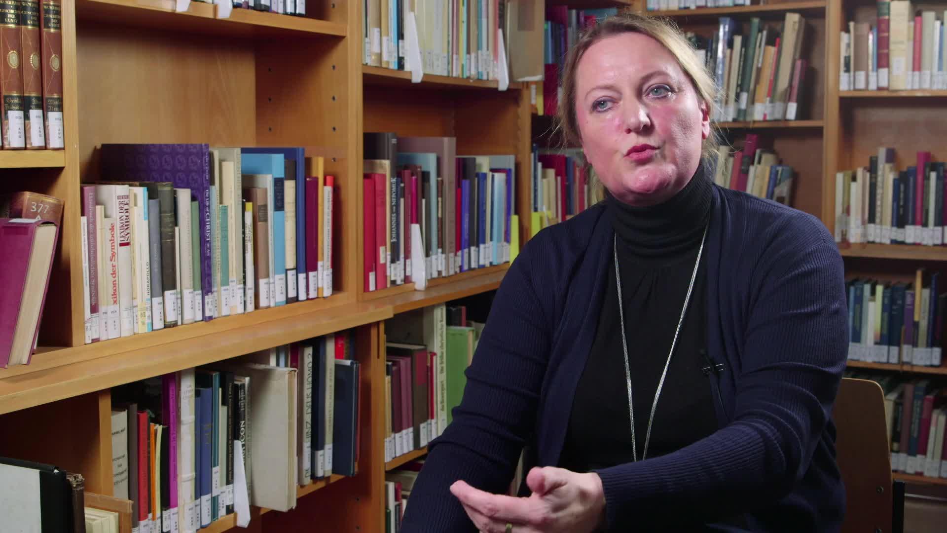 Prof. Dr. Ute Verstegen - Über Kirchenbauten, Bilder und Heiligenverehrung preview image