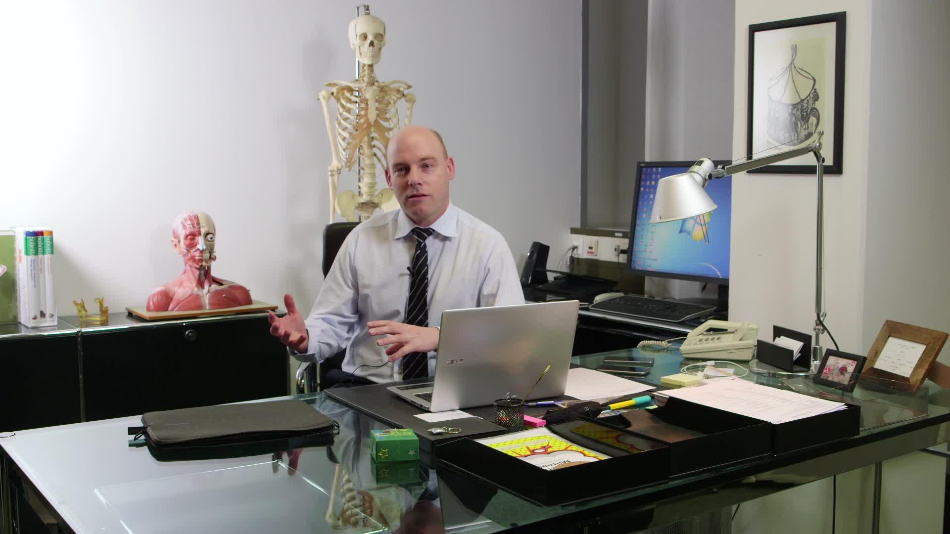 Prof. Dr. Dr. Marco Kesting - Ich forsche, lehre und operiere preview image