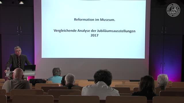 Reformation im Museum: Vergleichende Analyse der Jubiläumsausstellungen 2017 preview image