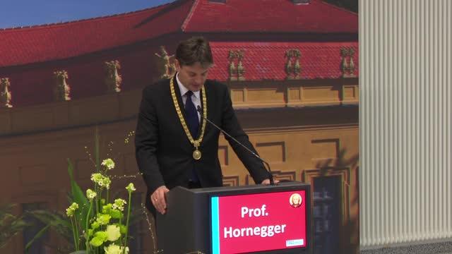 Grußworte - Hornegger - Jakob Herz Preis 2018 preview image