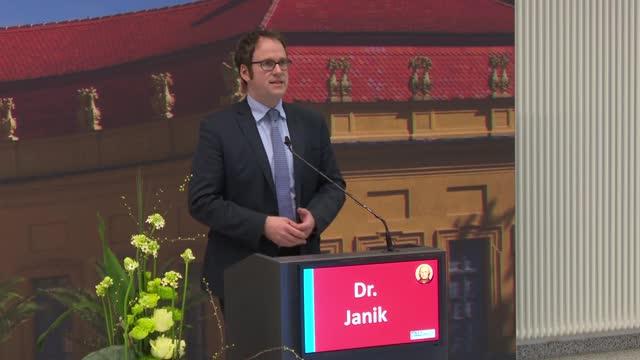 Grußworte - Janik - Jakob Herz Preis 2018 preview image