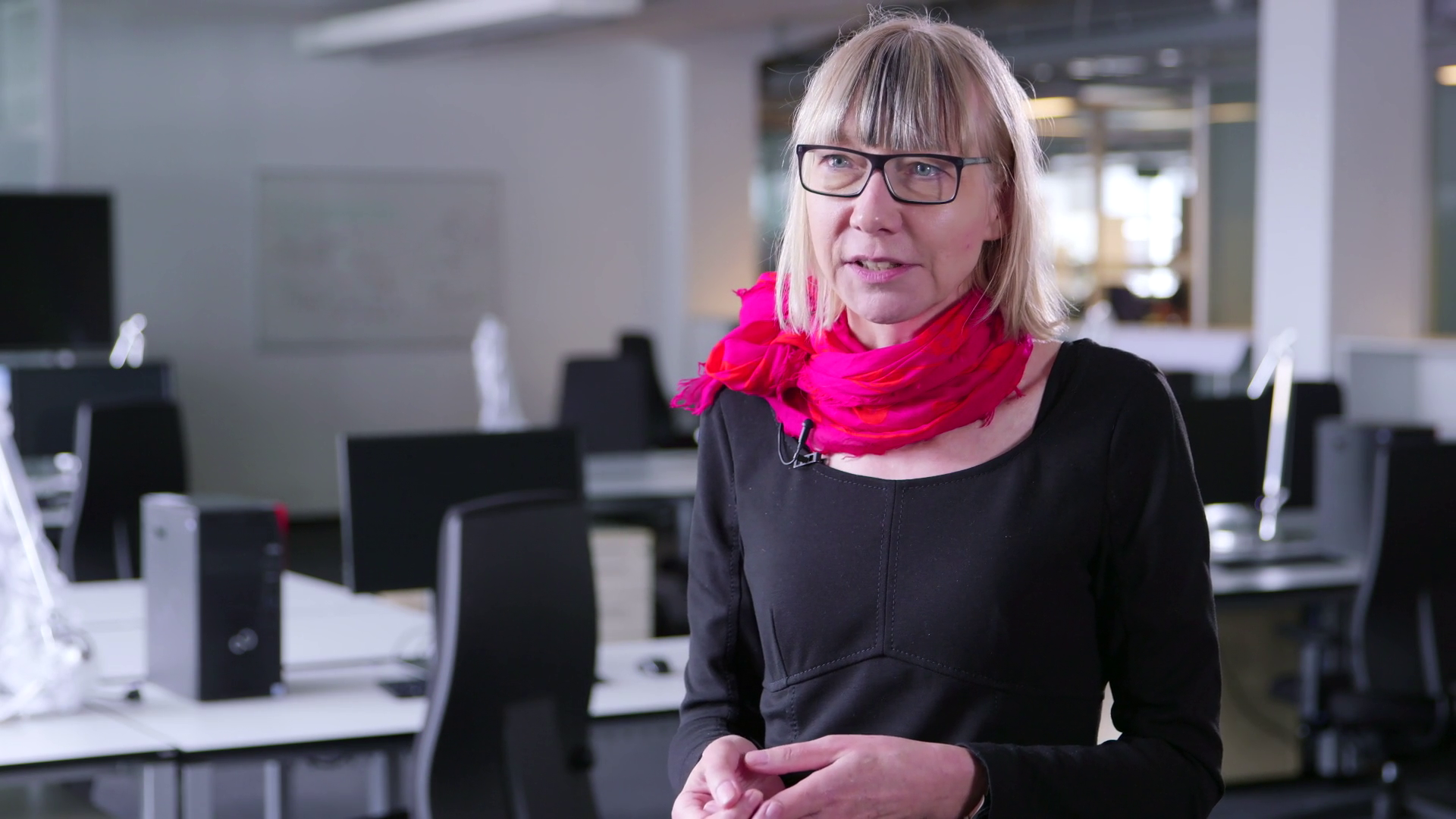 Prof. Dr. Sabine Pfeiffer - Wie arbeiten wir zukünftig? preview image