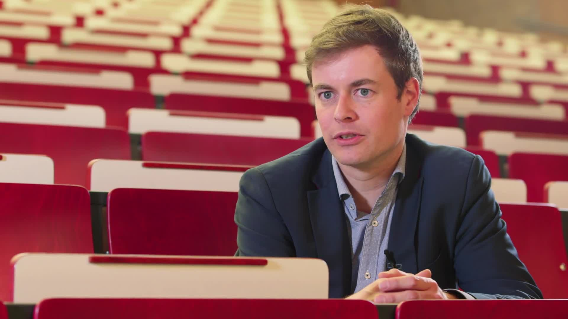 Prof. Dr. Martin Matzner - Geschichte und Zukunft der Wirtschaftsinformatik preview image