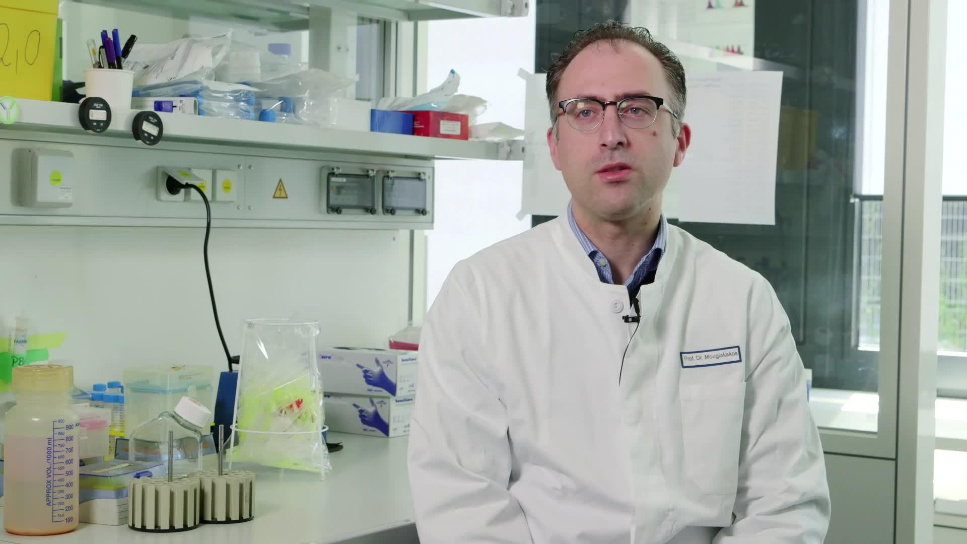 Prof. Dr. Dimitrios Mougiakakos - Schwachpunkte entdecken, um den Tumor zielgerichtet anzugreifen preview image
