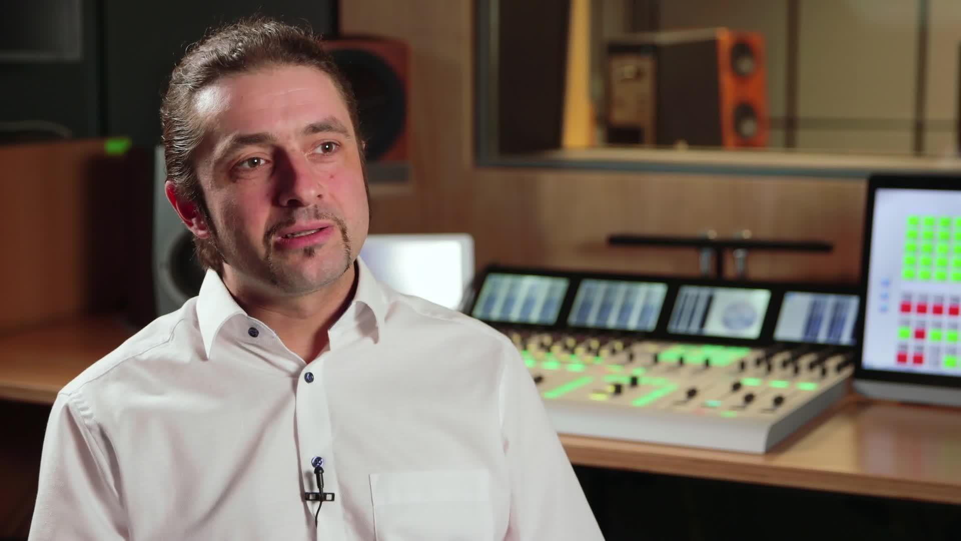 Prof. Dr. Frank Wefers - Was höre ich in einer virtuellen Welt? preview image