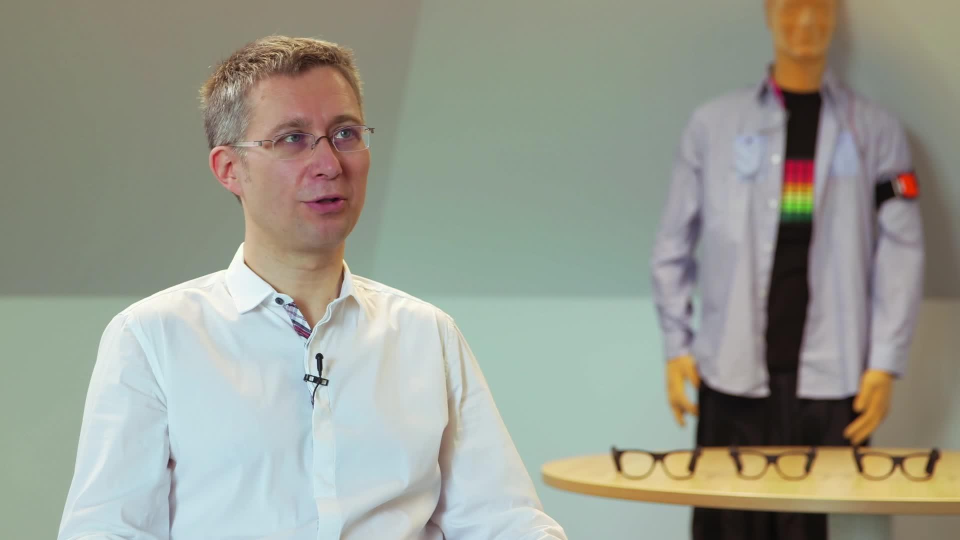 Prof. Dr. Oliver Amft - Computeralgorithmen zur Analyse von klinischen Daten preview image