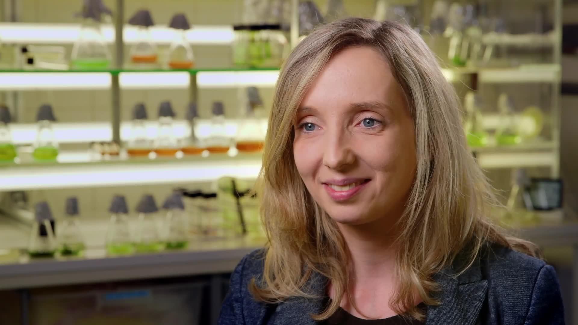 Prof. Dr. Kathrin Castiglione - Bier, Waschmittel, Medikamente: Biotechnologie findet man überall in unserem Alltag preview image