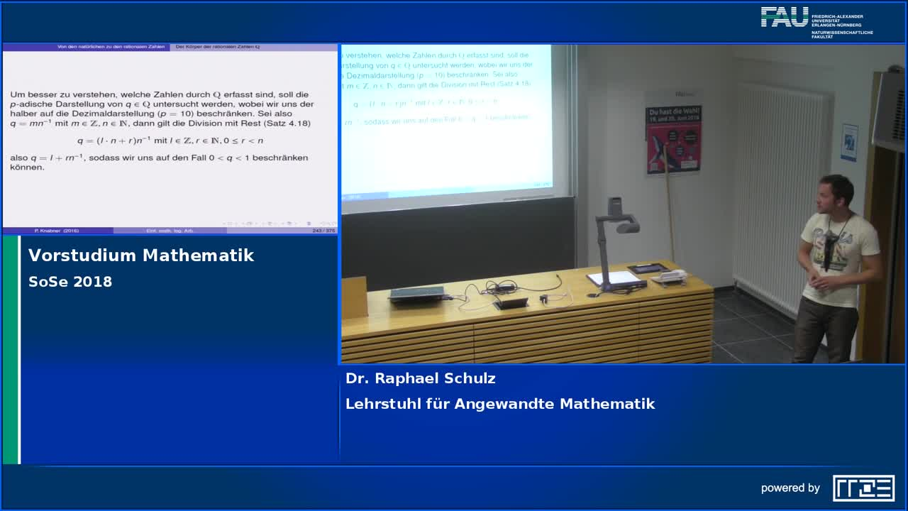 Vorstudium Mathematik preview image